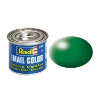 Revell 32364 leaf zöld selyem makett festék