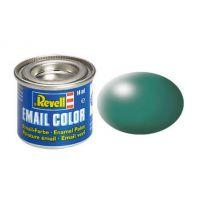 Revell 32365 patina zöld selyem makett festék