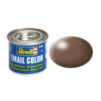 Revell 32381 barna selyem makett festék
