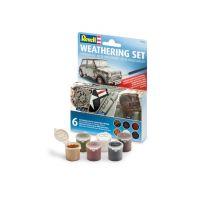 Revell 39066 Weathering Set /6db szín/