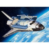 Revell 4544 Space Shuttle Atlantis 1:144