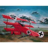 Revell 4744 Fokker Dr.1 Manfred von Richthofen 1:28