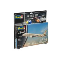 Revell 63968 Model Set Airbus A320 Etihad