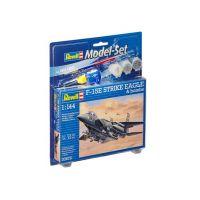 Revell 63972 Model Set F-15E STRIKE EAGLE & bombs