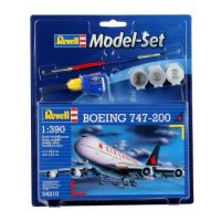 Revell 64210 Model Set - Boeing 747-200 1:390