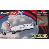 Revell 6599 EasyKit - Airbus A380 British Airways 1:288