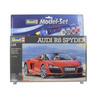 Revell Audi R8 Spyder makett