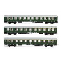 Rivarossi HR4307 Személykocsi szett Pannonia Express, DR IV