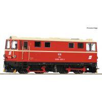 Roco 33301 Dízelmozdony Rh 2095 008-5, ÖBB V, hangdekóderrel