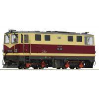 Roco 33315 Dízelmozdony V 60 K (ex Rh 2095), DR IV, hangdekóderrel