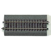 Roco 42511 RocoLine gumiágyazatos egyenes sín (diagonál sín) DG1, 119 mm
