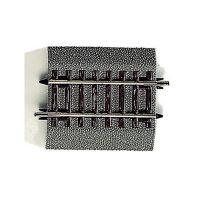 Roco 42513 RocoLine gumiágyazatos egyenes sín, 57,5 mm (G1/4)