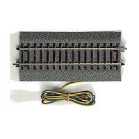 Roco 42521 RocoLine gumiágyazatos betápsín digitális rendszerhez, 115 mm (G1/2), zavarszűrővel
