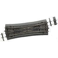 Roco 42594 RocoLine gumiágyazatos kézi dupla keresztezőváltó DKW 15, 15' (Baseli váltó)