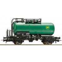 Roco 56263 Tartálykocsi fékhíddal BP, DB IV