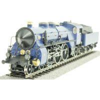 Roco 61471 Vonatszett S3/6 gőzmozdony szalonkocsival, K.Bay.Sts.B. I