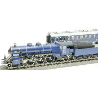 Roco 61472 Vonatszett S3/6 gőzmozdony szalonkocsival, K.Bay.Sts.B. I, hangdekóderrel