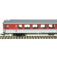 Roco 64930 Gyorsvonati kocsi 2.o. Bpmz 294.3 DB IV-V 2. pályaszám