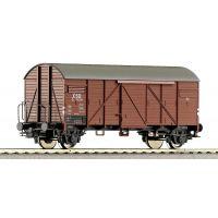 Roco 66218 Zárt teherkocsi ex-Bremen fékhíddal CSD III
