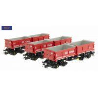 Roco 67199 Billenthető rakterű kocsiszett 'DB Cargo', DB AG V