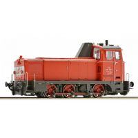 Roco 72903 Dízelmozdony Rh 2067 102-0 ÖBB V-VI hangdekóderrel (hangminta)
