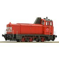 Roco 72906 Dízelmozdony Rh 2067 087-3, Valousek-festés, ÖBB V