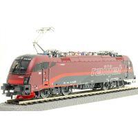 Roco 73248 Villanymozdony Rh 1216 017-4 'Railjet' Taurus, ÖBB VI, hangdekóderrel