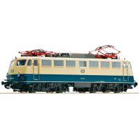 Roco 73576 Villanymozdony BR 110 439-7, DB IV