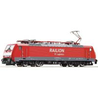 Roco 73632 Villanymozdony BR 189 100-1, 'Railion', DB AG VI