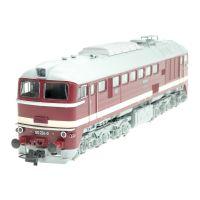 Roco 73802 Dízelmozdony BR 120 234-0 'Szergej' ('Taigatrommel'), DR IV
