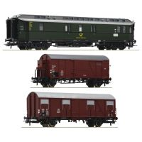 Roco 74091 Postakocsi szett, DB III