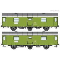 Roco 74111 Reko postakocsi szett, DR IV