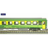 Roco 74335 Személykocsi 2.o. Bmz Eurofima, GySEV/Raaberbahn VI, 2. pályaszám