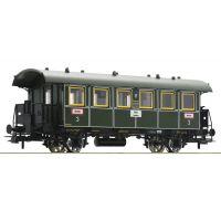 Roco 74901 Személykocsi 3.o. Ci-bay10, K.Bay.Sts.B. I