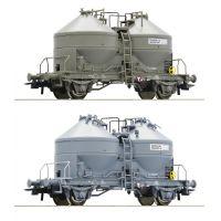 Roco 76072 Silókocsi szett Ucs, SNCB IV-V
