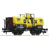 Roco 76301 Tartálykocsi fékházzal, BP OLEX, DRG II