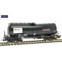 Roco 76538 Trágyaszállító tartálykocsi fékhíddal Zaes, 'Nacco', PKP V
