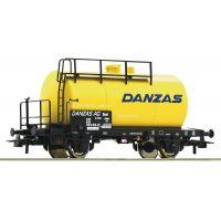 Roco 76780 Tartálykocsi fékhíddal Danzas, DB IV