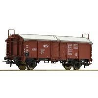 Roco 76783 Csúszótetejű kocsi Tms, CFL IV