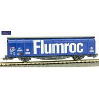 Roco 76874 Eltolható oldalfalú kocsi Hbbillns, Flumroc, SBB VI