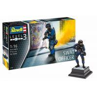 Revell 02805 SWAT - különleges kommandós makett figura
