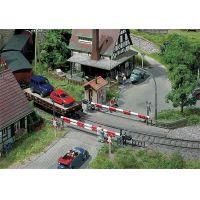 Faller 120172 Vasúti átkelő sorompóval
