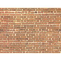 Noch 57730 Dekorlap, kőfal, tégla, 64 x 15 cm