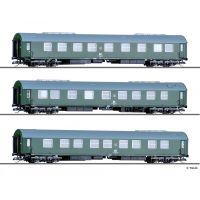 Tillig 01759 Személykocsi szett DR IV, 'Salonwagenzug' 1.