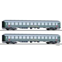 Tillig 01761 Személykocsi szett 'RTC-Militärzug 2', DB III