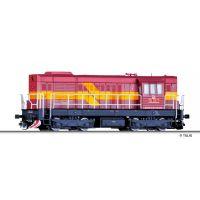 Tillig 02752 Dízelmozdony Rh 742 338-7, ZSSK Cargo V-VI