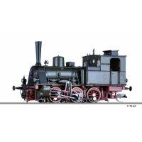 Tillig 04242 Gőzmozdony T3, K.P.E.V I, mozdonydekóderrel