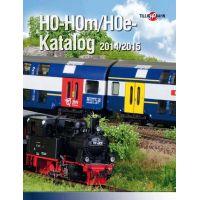 Tillig 09573 Tillig katalógus H0/H0e/H0m 2014/2015