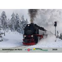 Tillig 09711 Schmalspur-Kalender 2020