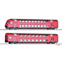 Tillig 70006 Emeletes személykocsi szett Sihltalbahn, SZU magánvasút V